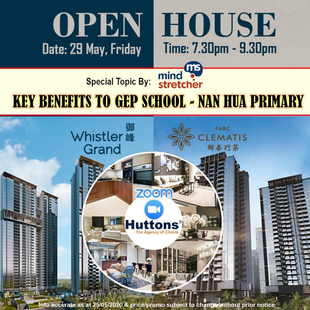 Key Benefits to GEP School - Nan Hua Primary School