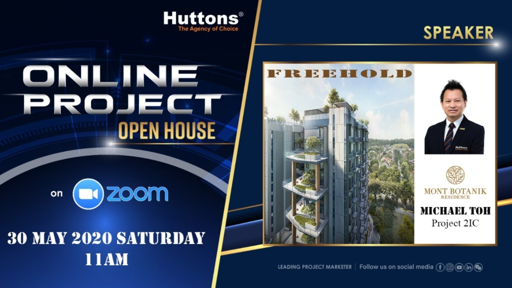 Mont Botanik Residence Freehold Online Project Open House