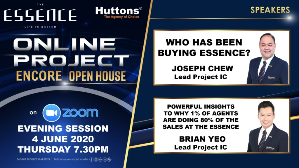 Online Project Open House - The Essence