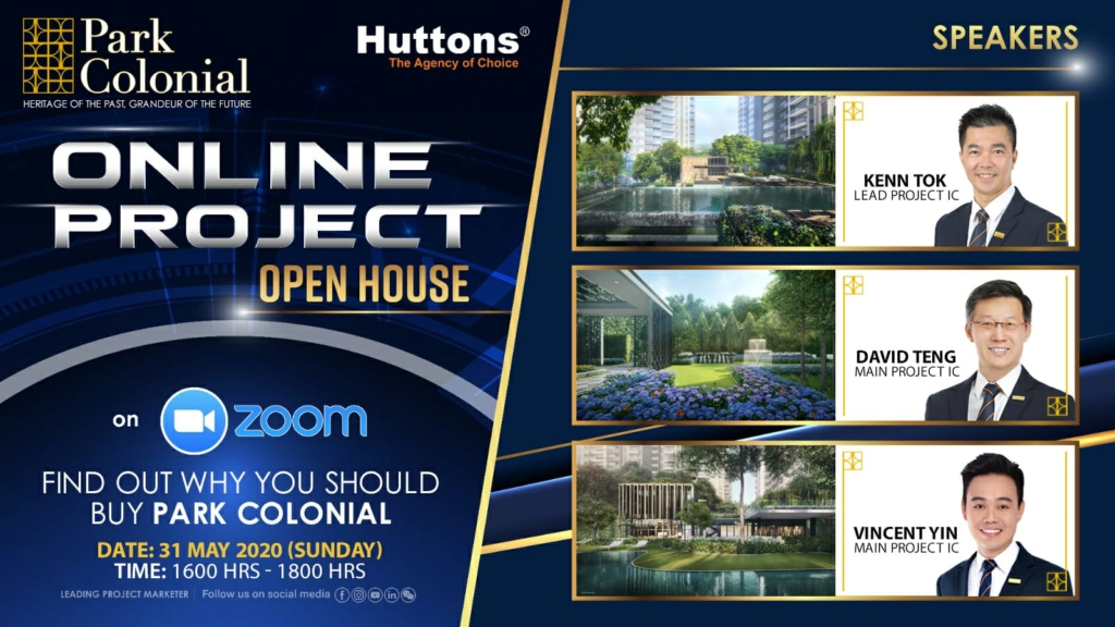 Online Project Open House Park Colonial