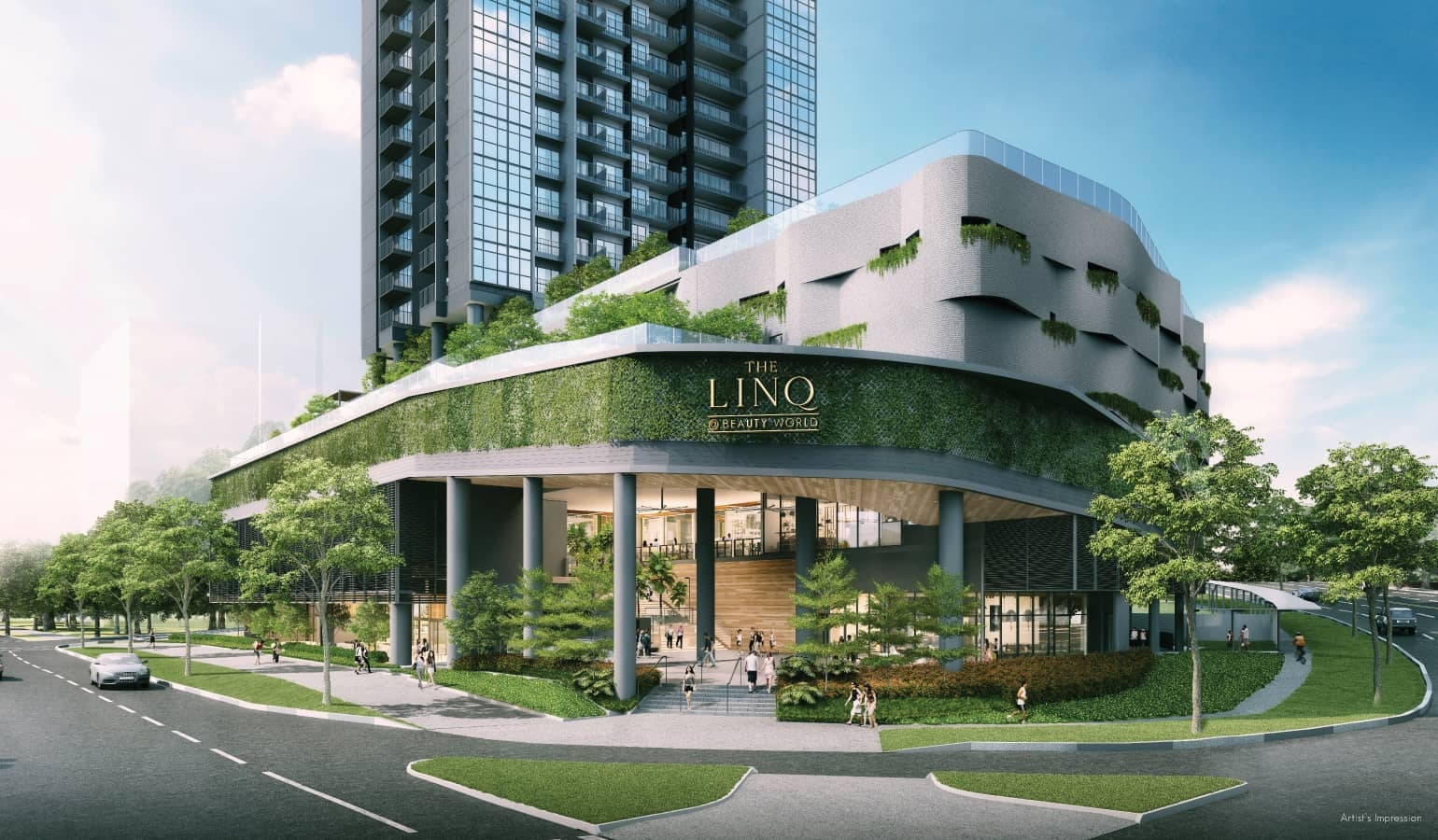 The Linq at Beauty World