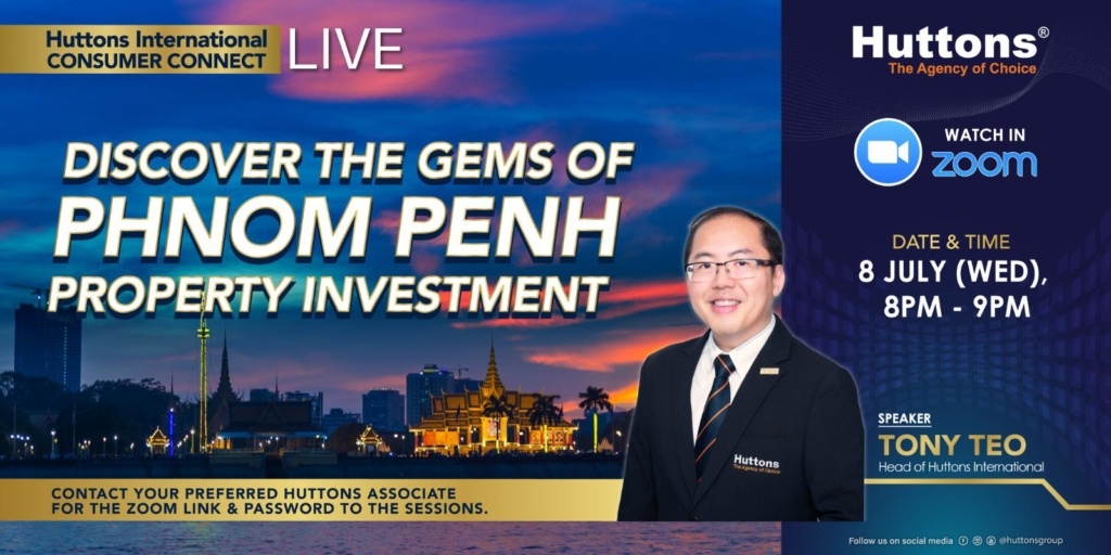 Huttons Consumer Connect - Discover the Gems of Phnom Penh Property Investment