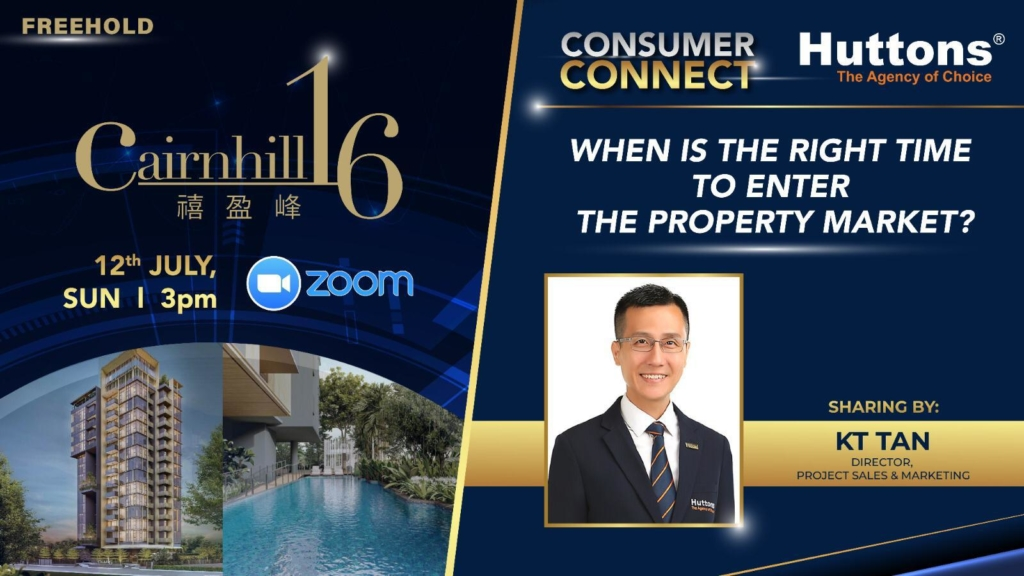 Huttons Consumer Connect - When is the Right Time to Enter the Property Market
