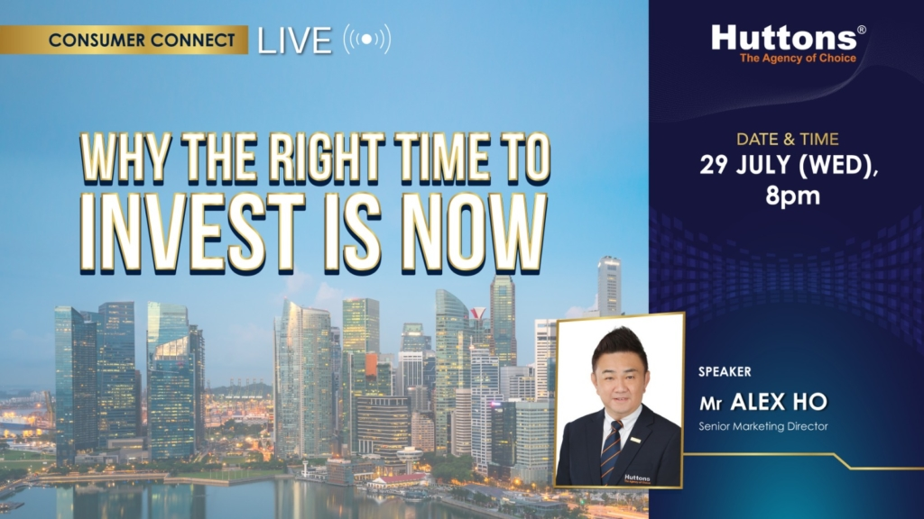 Huttons Consumer Connect - Why The Right Time to Invest is Now