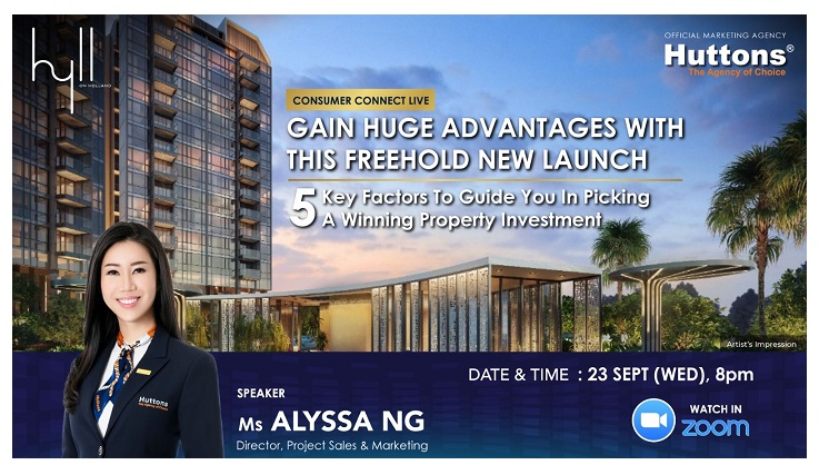 Gain huge advantages with this freehold new launch