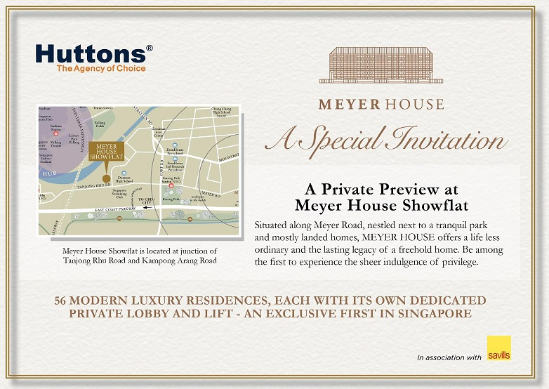 Meyer House Special Invitation