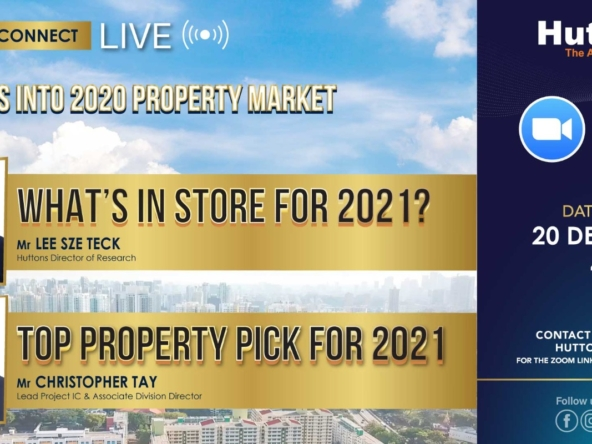 Huttons Consumer Connect - Insights into 2020 Property Market