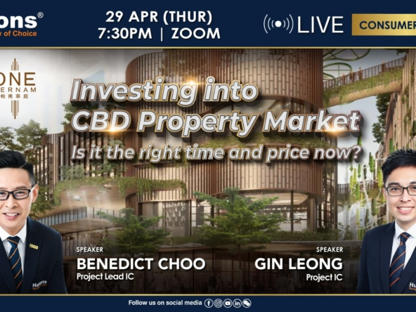 Huttons Consumer Connect - Investing into CBD Property Market