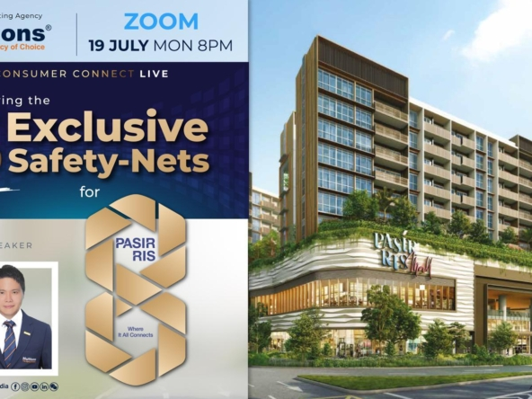 Huttons Consumer Connect - Identifying the 3 Exclusive Safety Nets for Pasir Ris 8