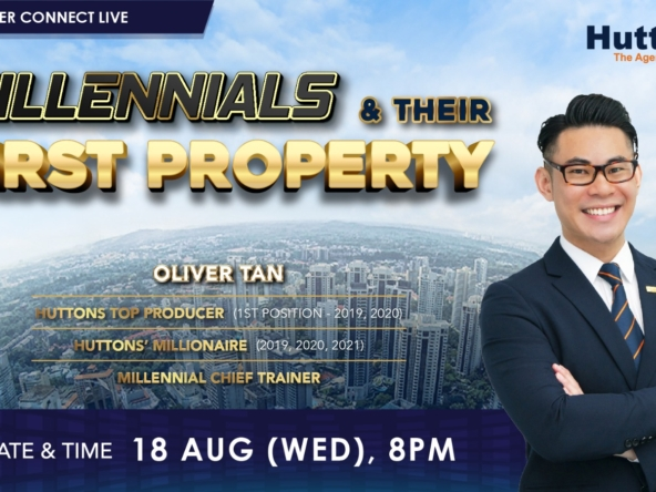 Huttons Consumer Connect - Millennials and their First Property